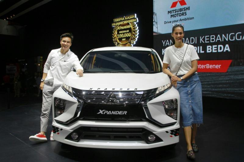 Mitsubishi tawarkan kemudahan dan keuntungan biaya perawatan Mitsubishi XPANDER