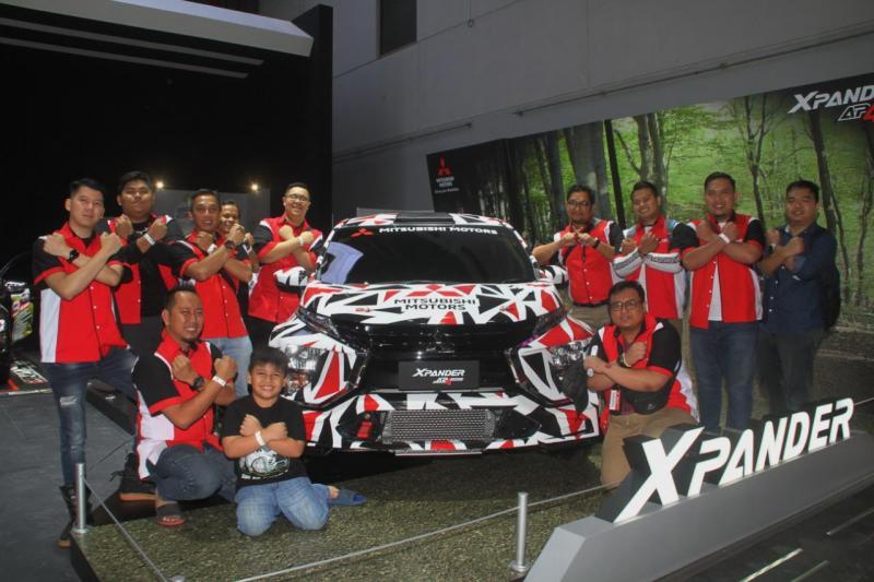 Selama ini komunitas Mitsubishi Motors juga telah secara aktif terlibat dalam berbagai event.