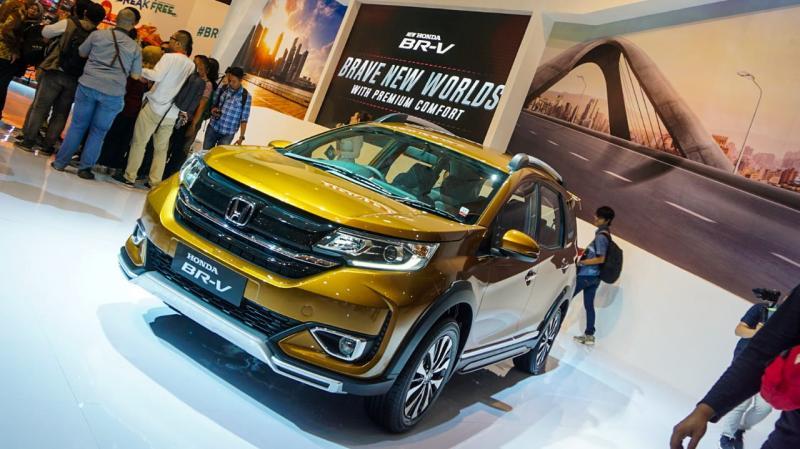 Meluncur di Telkomsel IIMS 2019, New Honda BR-V hadir dengan fitur premium