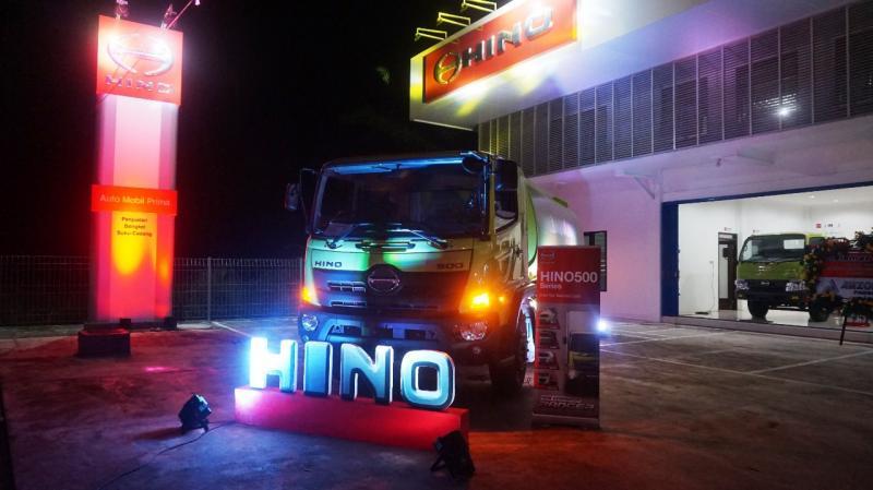 Hino sendiri selalu mengutamakan layanan Total Support kepada pelanggan setia, dimana bisnis customer menjadi orientasi no 1 bagi pelayanan Hino.