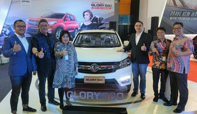Glory 560 sapa perdana Indonesia Timur melalui IIMS Makassar 2019
