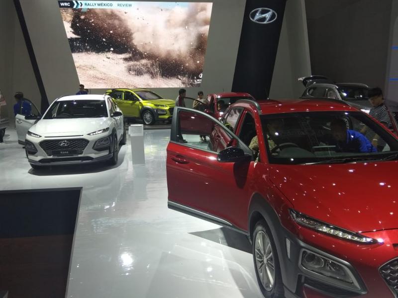 Sebelum memasuki pasar mobil Indonesia, Hyundai Kona telah meraih penghargaan dari banyak institusi dunia yang sangat kredibel.(anto)