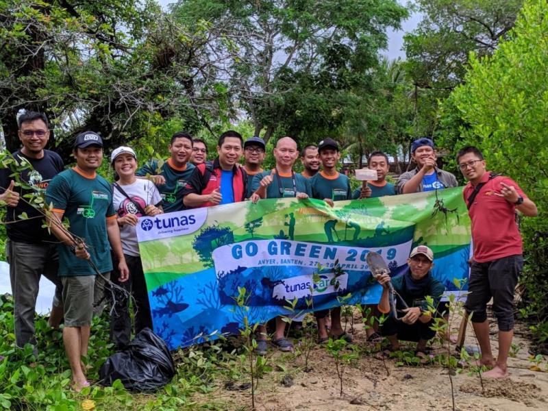 Innova Community komitmen dengan program Go Green