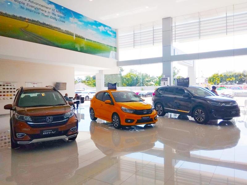 Pencapaian ini membuktikan Honda Brio Satya, Honda Mobilio dan Honda HR-V masih jadi model favorit konsumen mobil Honda. (anto)