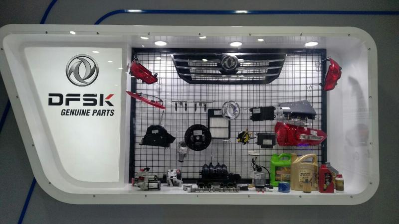 Ketersediaan suku cadang menjadi prioritas perhatian PT Sokonindo Automobile selaku produsen DFSK