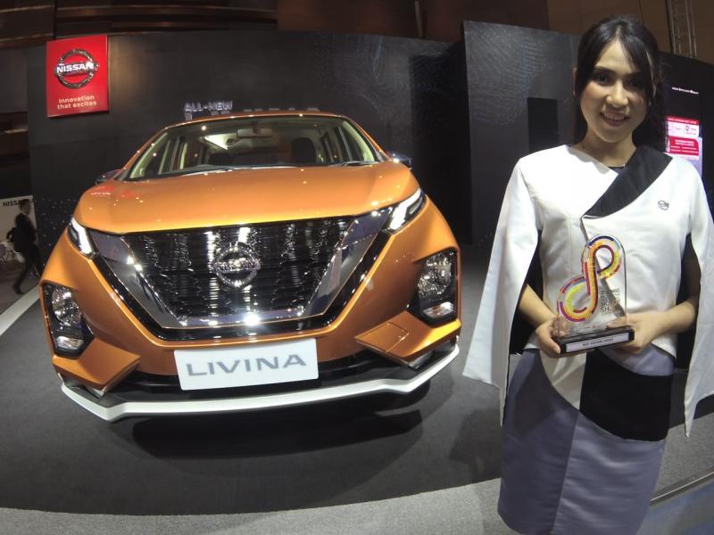 Selain berkunjung dan melakukan test drive, calon konsumen All New Livina juga bisa mendapatkan beragam promo menarik hanya selama pameran.