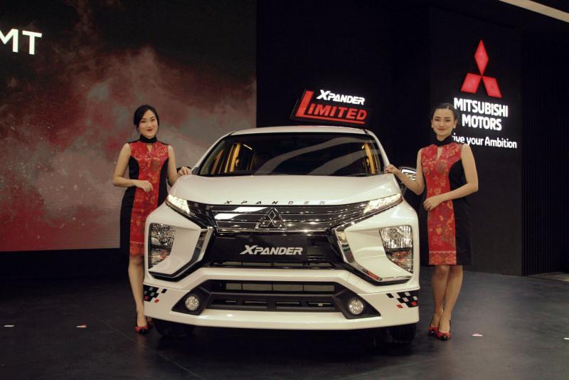 Xpander menjadi penyumbang terbesar penjualan Mitsubishi di Indonesia