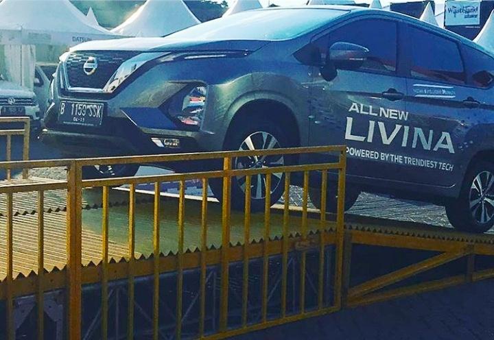 Tercatat hingga hari terakhir (5/5) sebanyak 800-an pengunjung telah mencoba aneka model Nissan yang disediakan di area test drive. (nissanid).