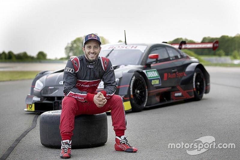Dovi siap debut di DTM Misano dengan mengendarai Audi (ist)