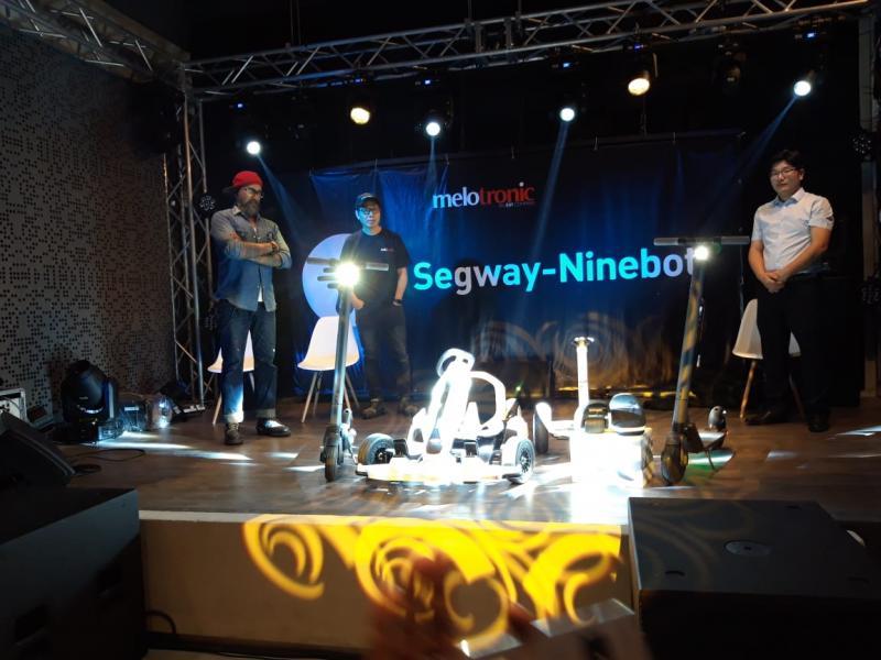 Segway Ninebot, luncurkan beberapa model baru transportasi jarak dekat yang ramah lingkungan