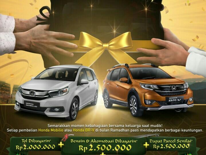 Program mudik Honda untuk pelanggan setianya