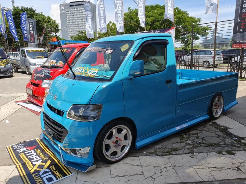 Pada setiap kota penyelenggara babak penyisihan juga akan dipilih total dua peserta modifikasi terbaik pada setiap produk line-up Daihatsu.(ist)