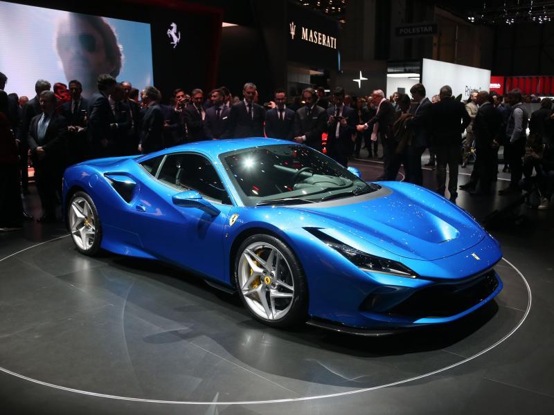 Ferrari F8 Tributo Masuk Indonesia Tahun Ini