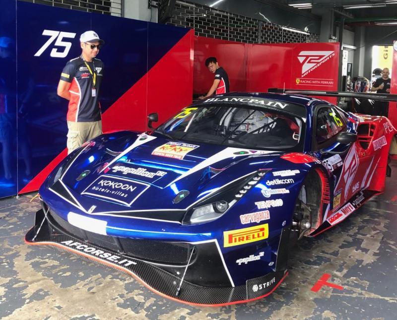 CIC akan menjadi tantangan tersendiri untuk para pembalap T2 Motorsports, Rio Haryanto maupun David Tjiptobiantoro.