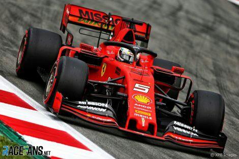 Vettel masih memiliki kans podium dengan perjuangan lebih keras di Catalunya.