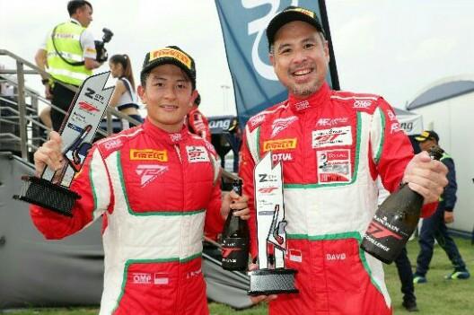 Rio Haryanto dan David Tjiptobiantoro tetap pulang Indonesia membawa trofi dari Thailand
