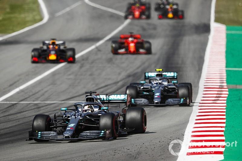 Duo Mercedes kokoh di papan atas klasemen sementara Formula 1 2019 usai GP Spanyol (ist)