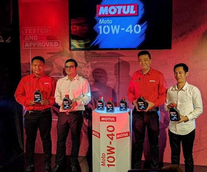 Klaimnya, MOTUL MOTO 4T 10W-40 ini dipasarkan dengan harga paling terjangkau dibanding oli MOTUL lainnya. (motulindonesia)