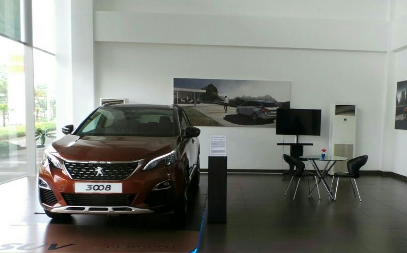 New Peugeot 3008 siapkan layanan khusus bagi pelanggan setia