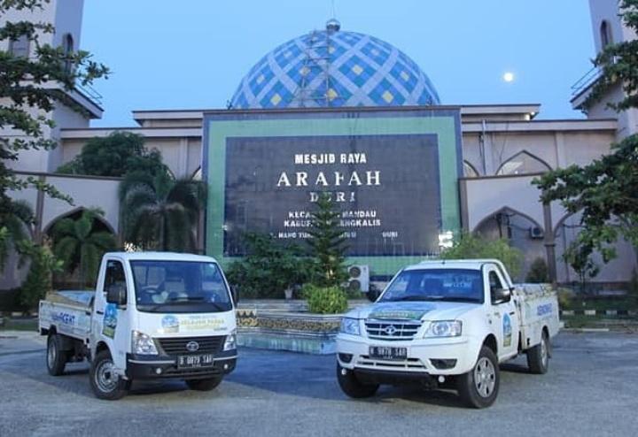 Tata Motors telah memiliki jaringan sebanyak 300 lebih Customer Touch Points yang tersebar di banyak wilayah di Indonesia. (tatamotorsid).