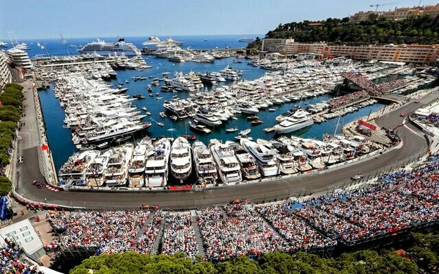 GP Monaco yang wah dan terancam demo. (foto : telegraph)