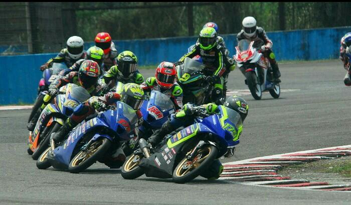 Jenjang balap IRS didesain Bambang Gunardi untuk melahirkan pembalap MotoGP dari Indonesia. (foto : yamaha)