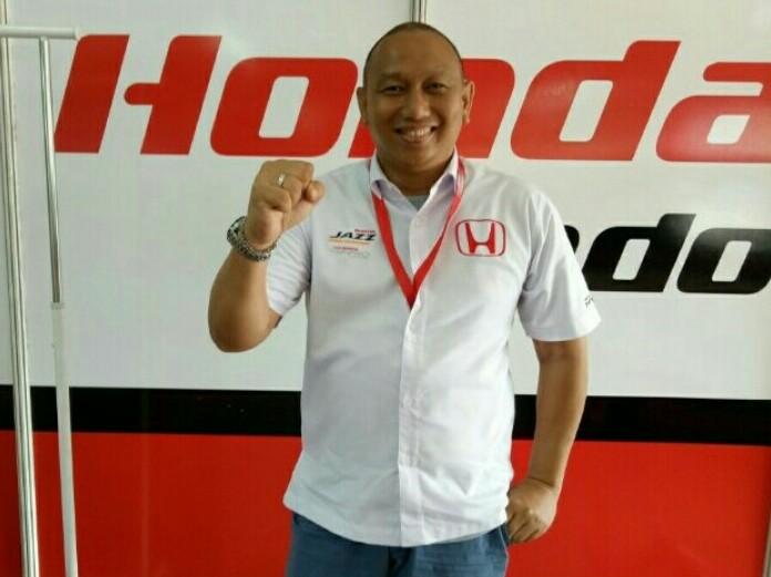 Anondo Eko, siap sukseskan Kejurnas Slalom Auto Gymkhana U23 seri pembuka di Jakarta