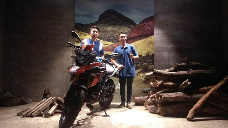 BMW Motorrad gelar GS Qualifier 2020