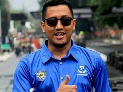 M Fariz, Super Adventure Night Road Race 2019 dengan hadiah nonton MotoGP di Sepang Malaysia