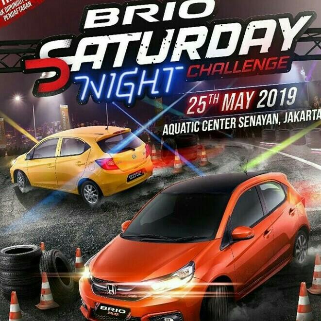 Brio Saturday Night Challenge tahun ini dikemas lebih menarik