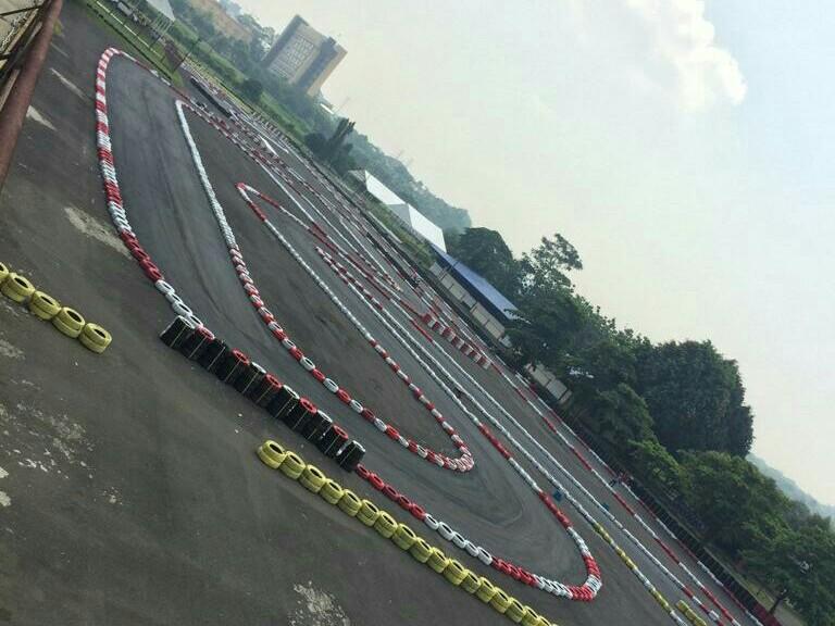 Sentul Paddock Circuit rencananya besok akan diresmikan bersamaan dengan ulang tahun H. Tinton Soeprapto.  (foto : albert)