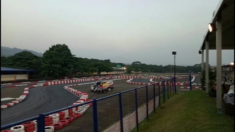 Sentul Paddock Circuit dibangun dari dana pribadi H Tinton Soeprapto. (foto : bs)