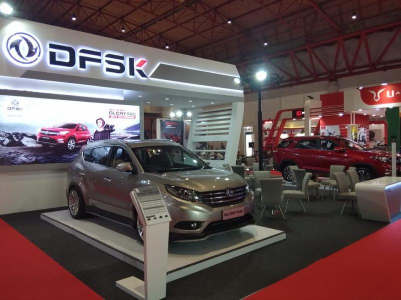 DFSK masih fokus menggarap segmen SUV
