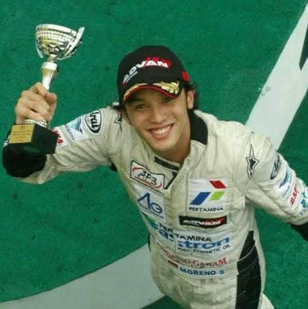 Moreno Soeprapto, dari juara balap di sirkuit melenggang sebagai rakyat ke Senayan