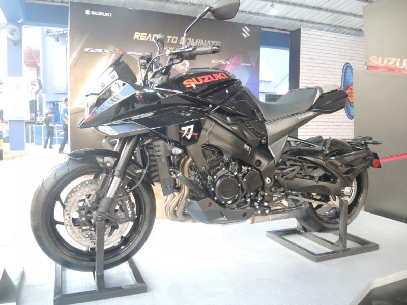 Suzuki Katana akan resmi dipasarkan pada akhir tahun 2019