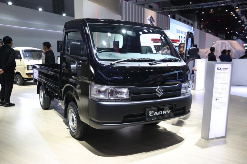 Suzuki New Carry Pick Up siap diekspor ke 100 negara