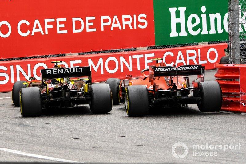 Manuver Charles Leclerc di Sirkuit Monaco dinilai terlalu agresif dan ambisius (ist)