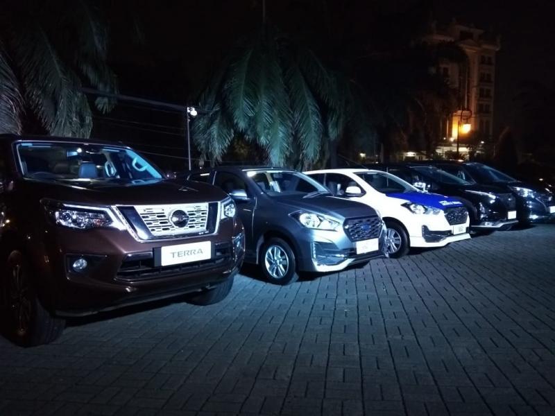 Nissan Datsun Rest Point memberikan pelanggan layanan 24 jam dengan fasilitas seperti pemeriksaan mobil gratis, mobil layanan dalam kondisi darurat gratis, area bermain anak-anak dan WiFi gratis.(anto)