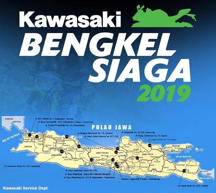 Program ini berlangsung mulai 1 – 8 Juni 2019.
