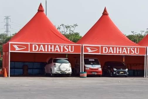 Seluruh Pos Siaga akan siap menerima kedatangan Sahabat Daihatsu dengan pelayanan yang memuaskan. (windy)n
