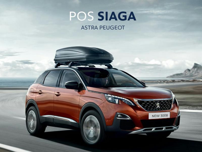 Pos Siaga disiapkan Astra Peugeot di beberapa titik penting mudik Lebaran 2019