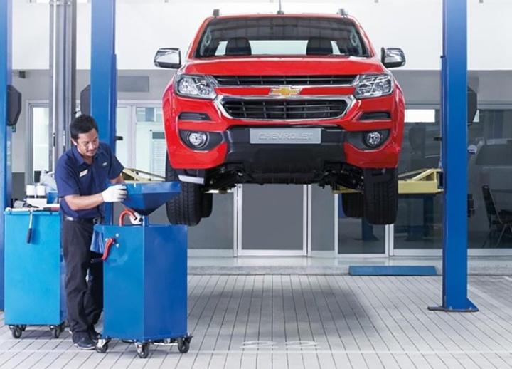 Chevrolet Lebaran Siaga 2019 ini akan menyediakan layanan Posko Siaga 24 jam, Teknisi Siaga 24 jam, dan Bengkel Siaga Chevrolet, yang akan berlangsung mulai 1-8 Juni 2019.