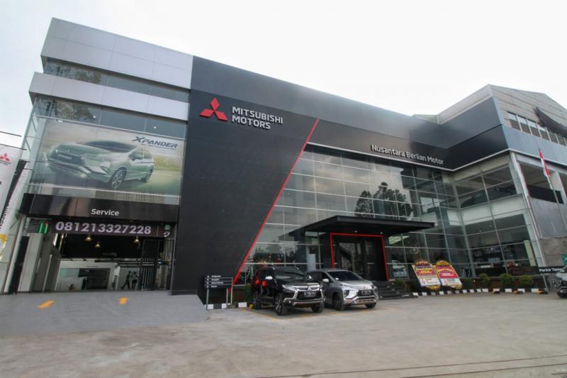 Dealer Mitsubishi Cikokol Tangerang (PT Nusantara Berlian Motor) resmi beroperasi