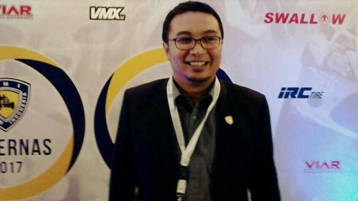 Sadikin Aksa, apresiasi Palembang sebagai tuan rumah MXGP dan optimis bantu mendongkrak kunjungan wisata