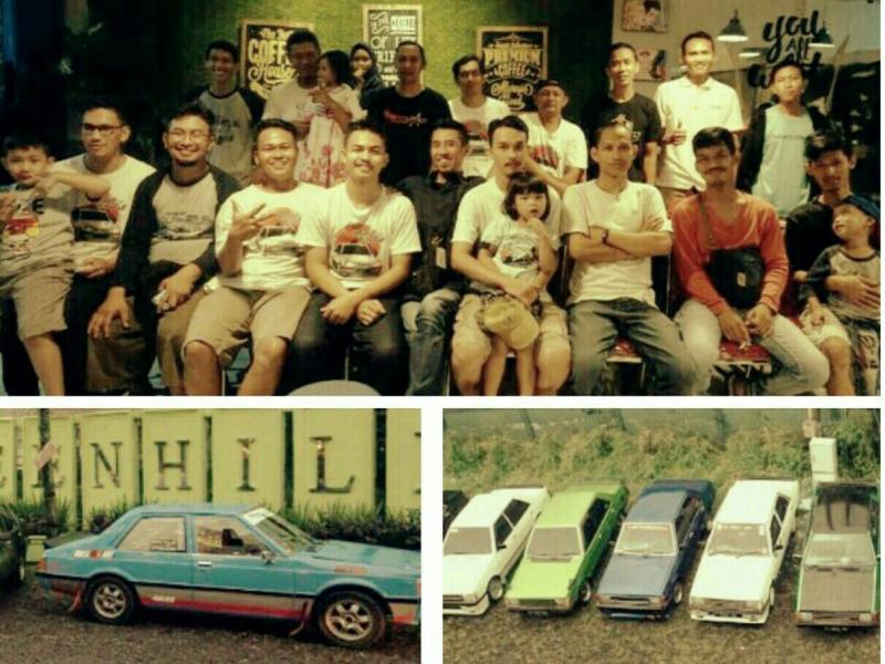 Suasana bukber SLNDI Chapter Bogor, tak bicara persoalan politik. (foto : wahyu zulkarnaen)