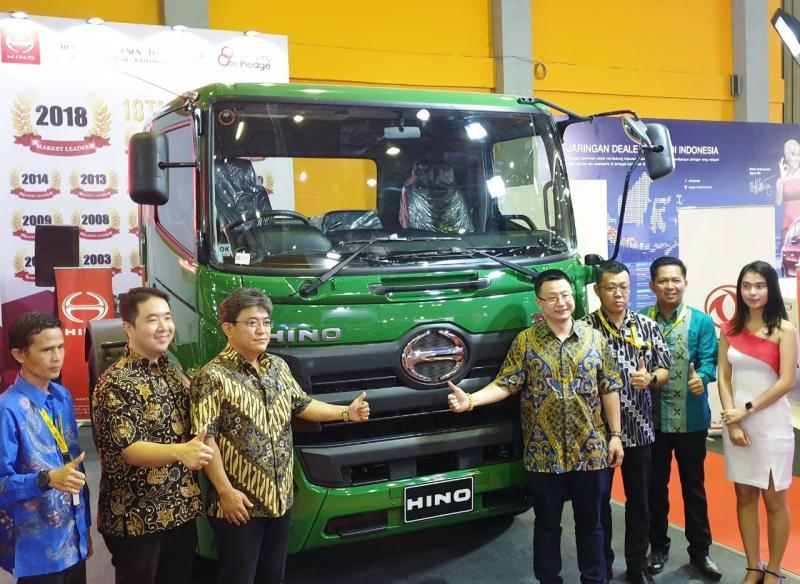 Produk-produk Hino Motors yang dipasarkan di Indonesia sudah B20 Ready. (ist)