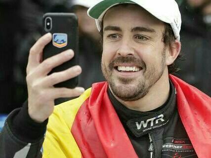Out pada akhir 2018, Fernando Alonso akan masuk grid F1 lagi. (foto: foxnews.com)
