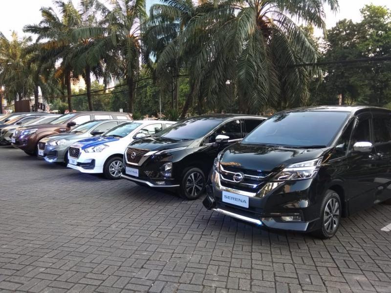 Bisa jadi kehadiran All New Nissan Livina dan New Nissan Serena yang diluncurkan bersamaan pada Februari 2019 menjadi faktor pemicunya. (anto)