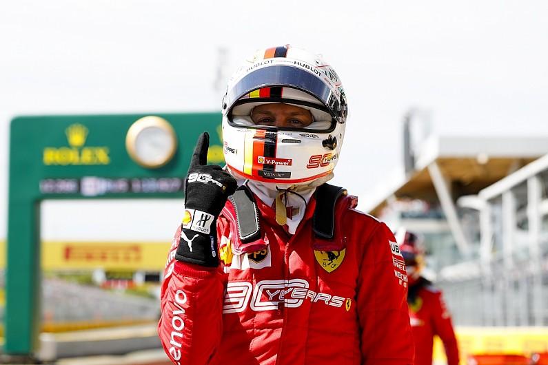 Vettel pole position di seri F1 Kanada (ist)