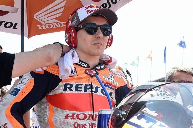 Jorge Lorenzo (Repsol Honda)